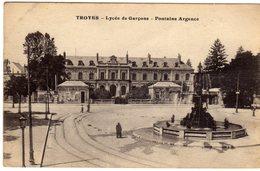 Troyes Lycée De Garcons - Troyes