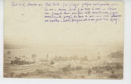 MUSSEY SUR MARNE - Belle Carte Photo Ayant Voyagé En 1900 écrite Par Le Photographe Qui L'a Réalisée - Other Municipalities