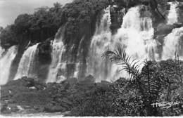AFRIQUE NOIRE - OUBANGUI CHARI A.E.F. ( République Centrafricaine ) : Chutes De BOUALI - CPA - Black Africa - Centrafricaine (République)