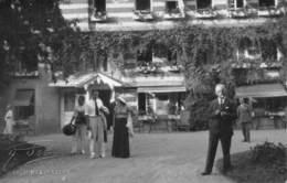 PARIS XVI -Bois De Boulogne - Jardin D'Acclimatation -  Carte Photo Cachet Sec R.SOBOL Paris 18 Bld Montmartre.. - Parchi, Giardini