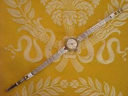 Montre Bracelet De Marque KODY France Antichoc , Plaqué Or , Vers 1960 , Non Testée - Montres Anciennes