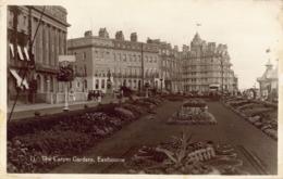 R043063 The Carpet Gardens. Eastbourne. RP - Mondo