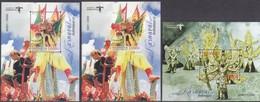 Indonesia - Indonesie New Issue 24-05-2019 (Set Blokken Getand-Ongetand) - Indonésie