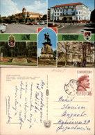 LAYNE PODEBRADY,CZECH POSTCARD - Tschechische Republik