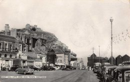 R043437 East Hill Lifts And Old Town Hastings. Dennis. 1953 - Postcards