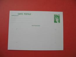 Entier Postal   Type Sabine De Gandon -   1.00 Vert - Postal Stamped Stationery