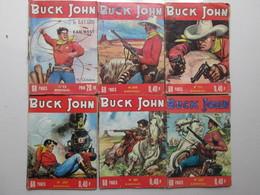Buck John - Livres, BD, Revues