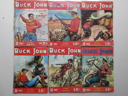 Buck John - Books, Magazines, Comics