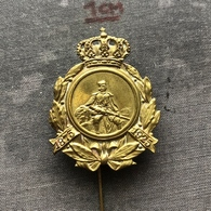 Badge Pin ZN008444 - Military (Army) Yugoslavia Bosnia Serbia Hercegovacki Ustanak Nevesinjska Puska - Army