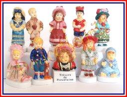 Trésors De Porcelaine ..Serie Complète... Ref. AFF : 117-2005... (pan 0024) - Personnages