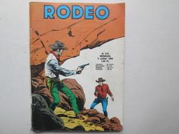 Rodéo - Magazines