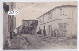 CHEVANCEAUX- LA POSTE - Autres Communes