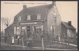 CPA -  Belgique, NEUVE EGLISE, Frontiere Franco-Belge, Carriere Perdieu - Heuvelland