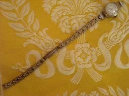 Montre Bracelet Marque Illisible , Ancre 15 Rubis ,avant 1950 , Non Testée , Bracelet à Revoir - Montres Anciennes