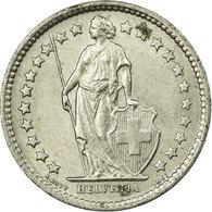 Monnaie, Suisse, 1/2 Franc, 1962, Bern, TTB, Argent, KM:23 - Suisse