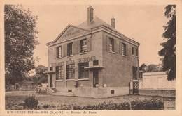 91 Ste Sainte Genevieve Des Bois Bureau De Poste PTT Postes Telegraphes Et Telephones - Sainte Genevieve Des Bois