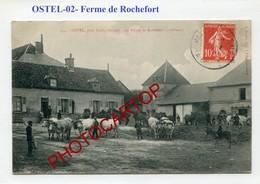 OSTEL-Ferme De Rochefort-Boeufs-Agriculture-Animation-France-02- - Autres Communes