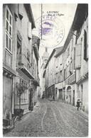 Lautrec Café Chabbal Café Auriol Rue De L' Eglise Cachet Ville De Lautrec - Lautrec