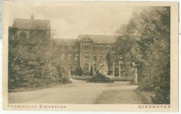 Eindhoven; Pensionaat Eikenburg - Gelopen. (E & B) - Eindhoven