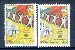 D47- Saudi Arabia 1991 World Health Day. - Saudi Arabia
