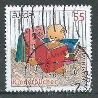 Europa 2010 Allemagne Livres D'enfants Oblitéré ° - 2010