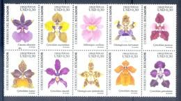 D53- Flowers Of Ecuador 2006. - Ecuador