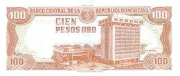 Dominican Republic  P.136b  100 Pesos 1994 Unc - Dominicana