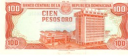 Dominican Republic  P.144  100 Pesos 1993 Unc - Repubblica Dominicana
