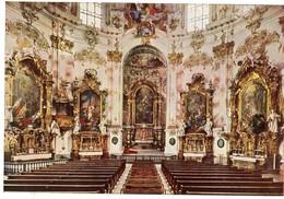 Kioster Ettal _Inneres Der Kirche - Germany