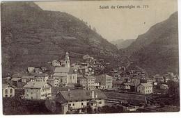 BELLUNO SALUTI DA CENCENIGHE - Belluno