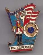 Pin's Lot De Différents Pin's783 Réf 5493 - Associations