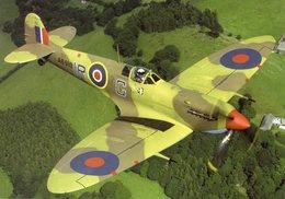 Spitfire Vb  -  AB910  -  CPM - 1939-1945: 2nd War