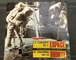 PANINI Album La Conquête De L'Espace - Sammelbilderalben & Katalogue