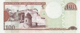 Dominican Republic  P.177a  100 Pesos 2006 Unc - Dominicana