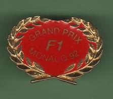 F1 *** GRAND PRIX  MONACO 92 *** 1017 - Car Racing - F1