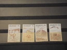 TONGA/NIUAFOOU - 1988 ISOLA/FAUNA 4 VALORI - NUOVI(++) - Tonga (1970-...)