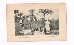 KIsantu.Petits Nattiers. - Congo Belge - Autres