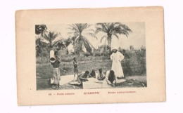 KIsantu.Petits Nattiers. - Congo Belga - Otros