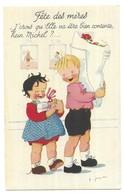 Illustrateur Jacq Mor Fètes Des Mères - Künstlerkarten