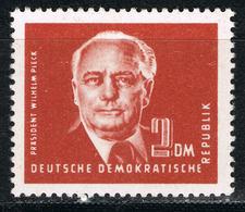 DDR 254 Postfrisch, 2 DM Pieck I 1950 - [6] République Démocratique