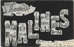 Mechelen - Malines   *   Souvenir De Malines - Malines