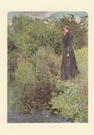 Postcard Boer War 1900 By John Byam Liston Shaw Oil On Canvas My Ref  B23657 - Paintings