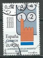 Espagne 2006 Europa L'intégration Oblitéré ° - Europa-CEPT