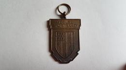 Geel Medaille Geelse Sportraad - Touristiques