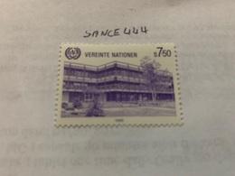 United Nations Wien Technical Institute 1985 Mnh - Vienna – International Centre