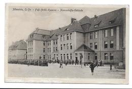 POLEN-ALLENSTEIN - FUSS-ARTLL.KASERNE - MANNSCHAFTS-GEBAUDE - Polonia