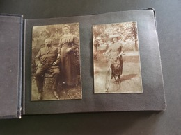 Mondorf Voiture, Automobile, Militaire, Gendarme Etc. Etc. ..album 34 Photos - Cartes Postales