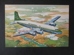 CARTE POSTALE (V1909) AIR KATANGA (2 Vues) Belle Illustration - Otros