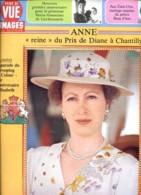Point De Vue Images Du Monde  1986 N° 1977 Princesse Anne Au Prix De Diane à Chantilly , USA Mariage Prince Reza - People