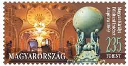 HUNGARY - 2019. 150th Anniversary Of The Hungarian Royal Geological Institute  MNH! - Other